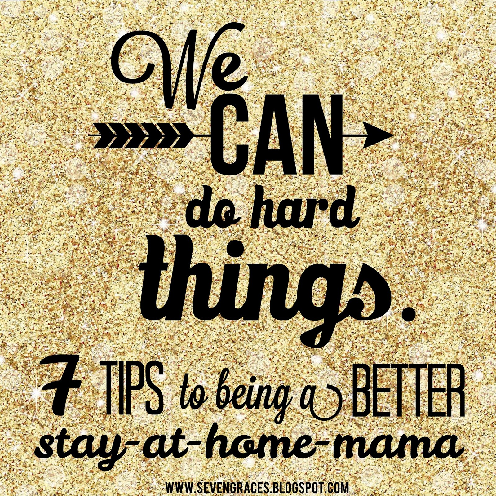 7 Tips to Being a Better Stay-At-Home-Mama