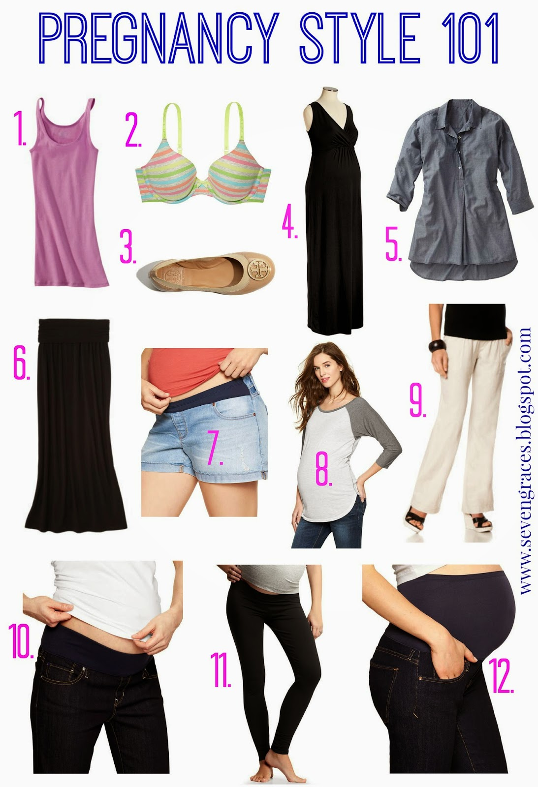 Pregnancy style 101 must have maternity clothing seven for Must have dress shirts