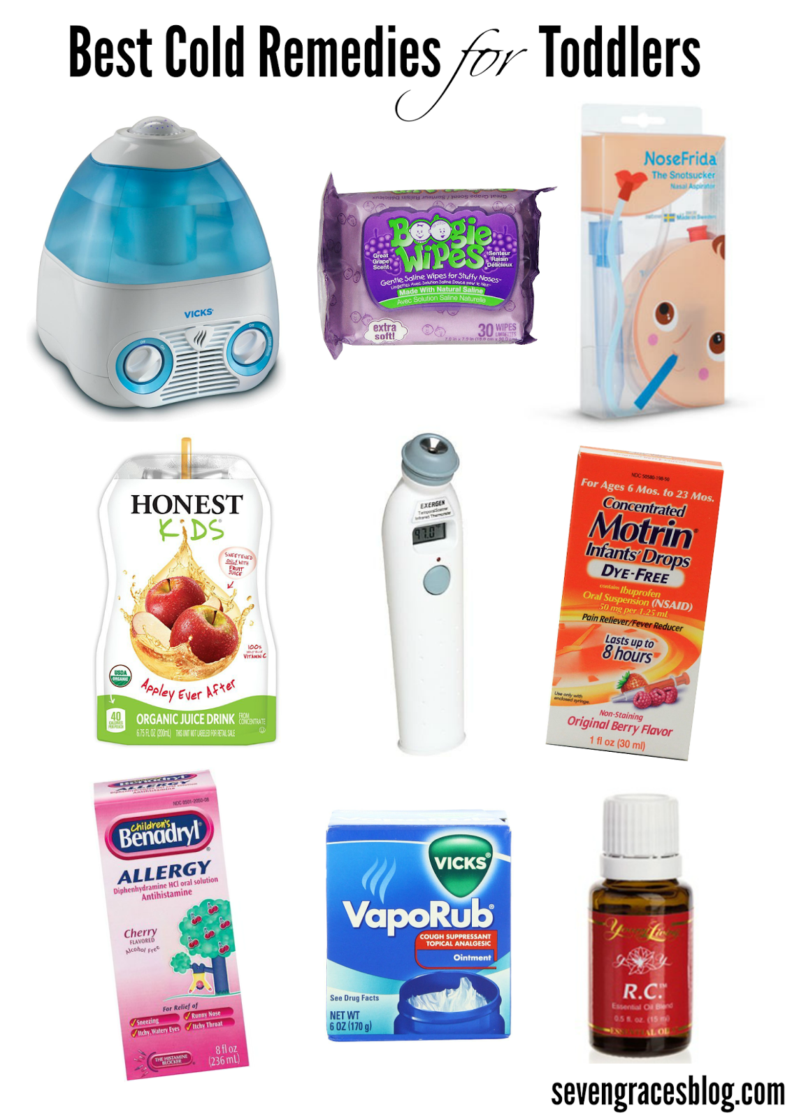 Best Cold Remedies For Toddlers Seven Graces