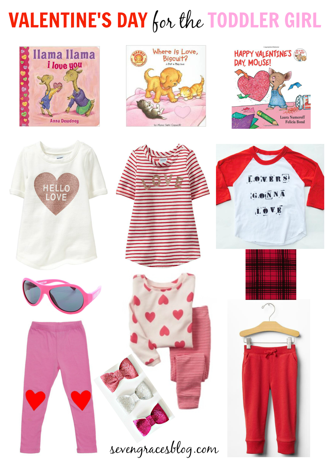 Valentine 39 S Day Gift Ideas For The Toddler Girl Seven Graces