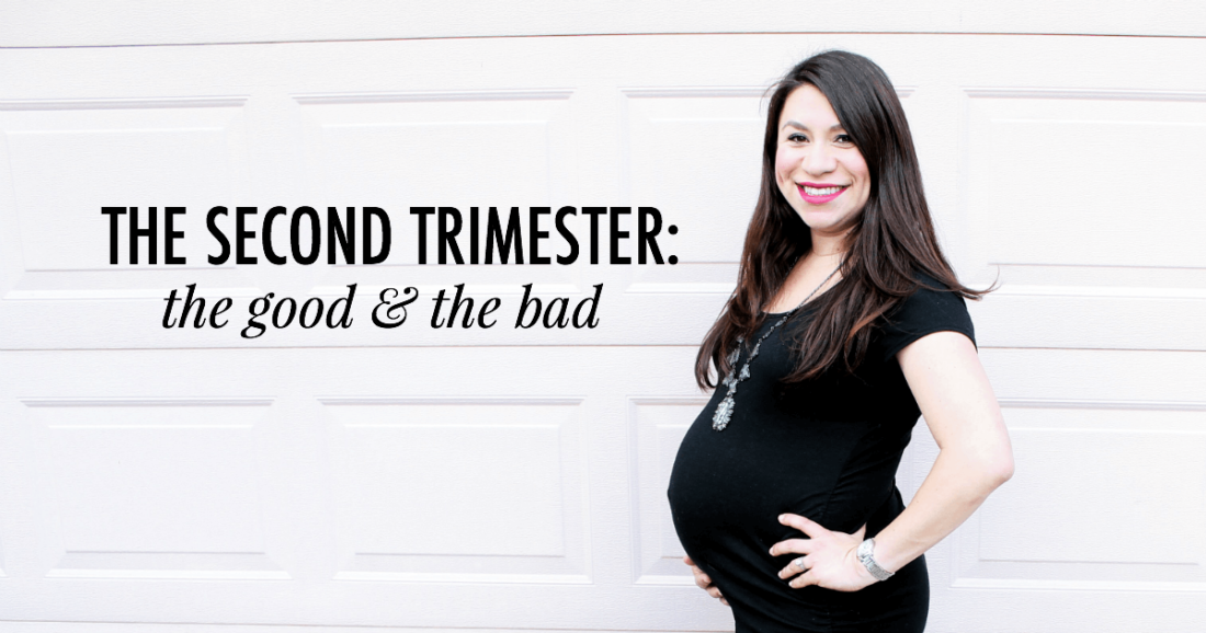 Baby Boy Bumpdate: 28 Weeks–A Look Back at the Second Trimester
