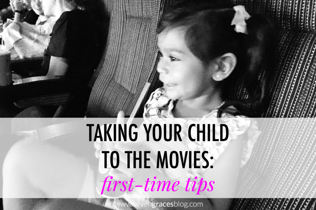 Taking Your Child to the Movies: First-Time Tips