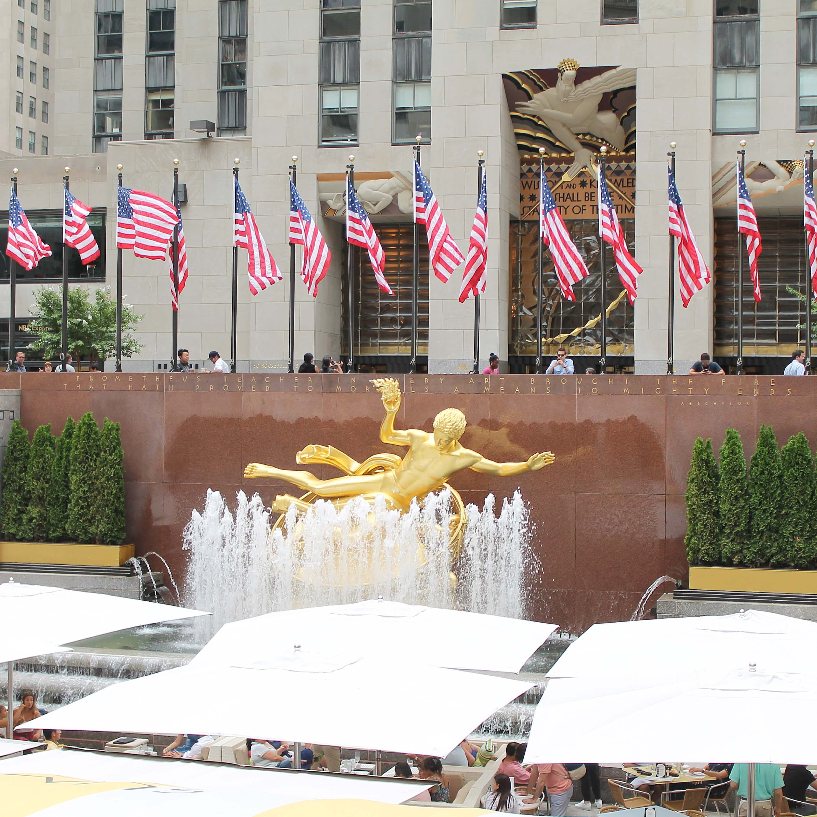 Kid-friendly activities in New York City | Kid-Friendly Activities in NYC. Fun things to do in NYC with your family. Site seeing Rockefeller Center.