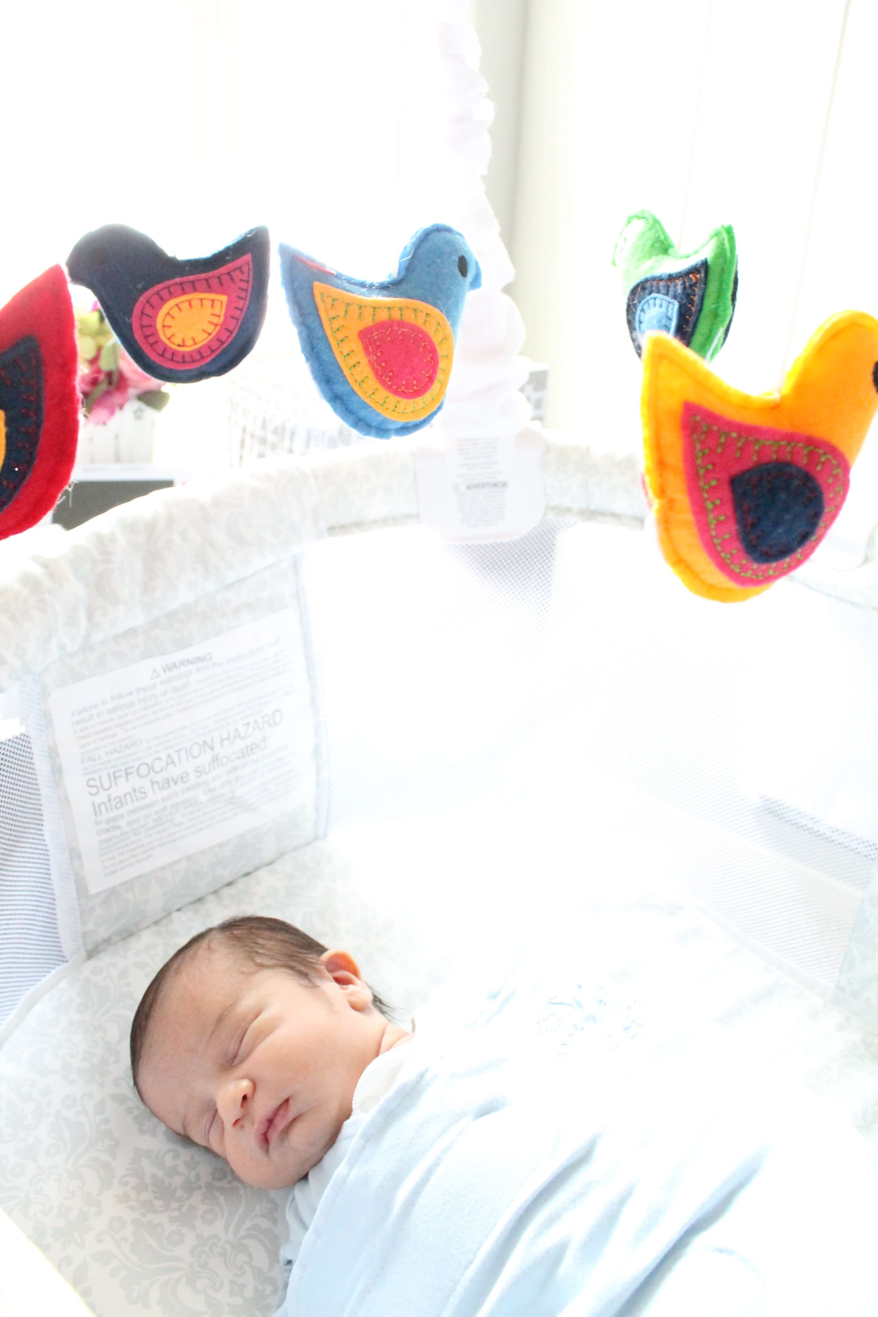 Baby cribs keep your baby close -  Safe Sleep Tips From Bassinet To Crib The Best Tips For Keeping Your Baby