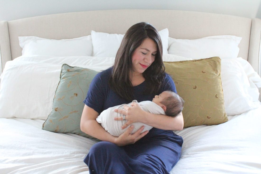 7 Ways to Ease New Mom Anxiety