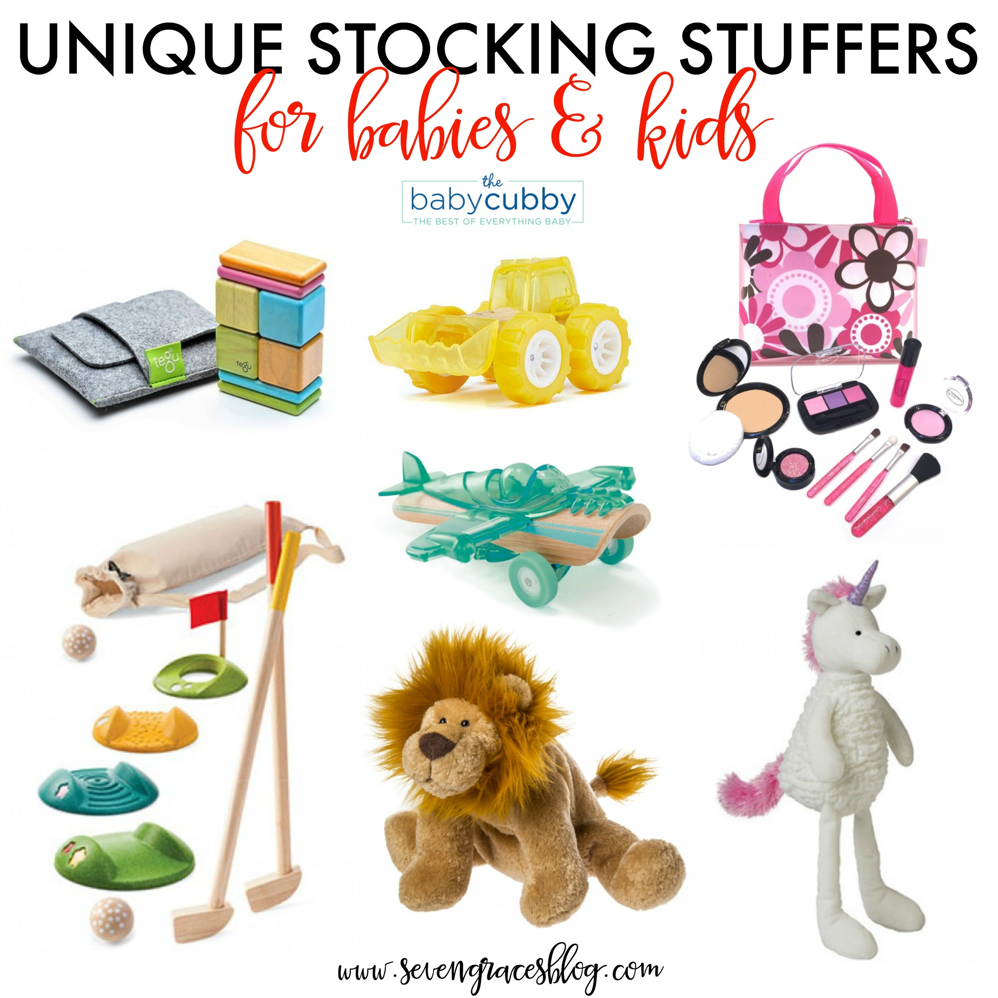Friday Favorites: Unique Stocking Stuffers Edition