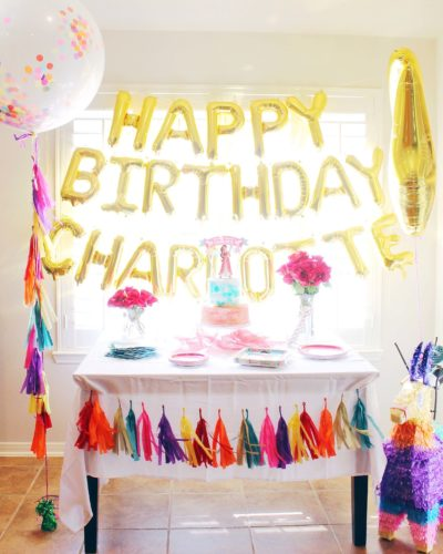 Elena of Avalor Birthday Inspiration: Charlotte's 4th Birthday Party