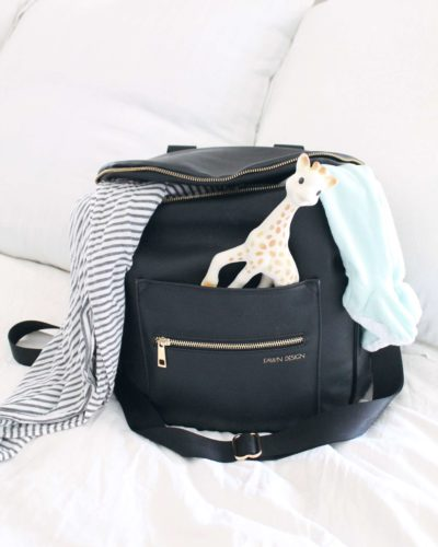 What You Really Need in Your Baby Bag: The First Year