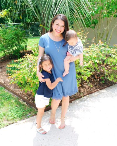 Mom Style: Weekend Wear With Pink Blush and $50 Giveaway