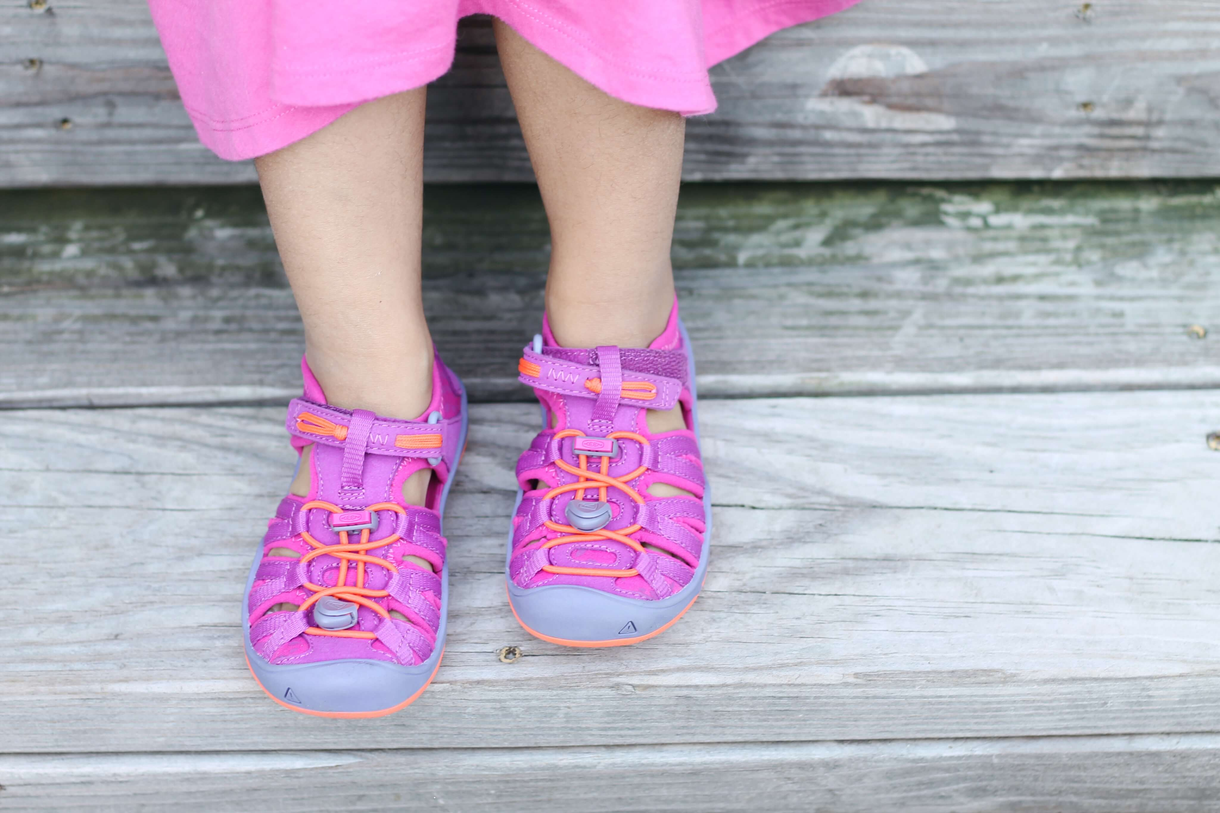 Keen Moxie sandals. The perfect summer shoe for kids!