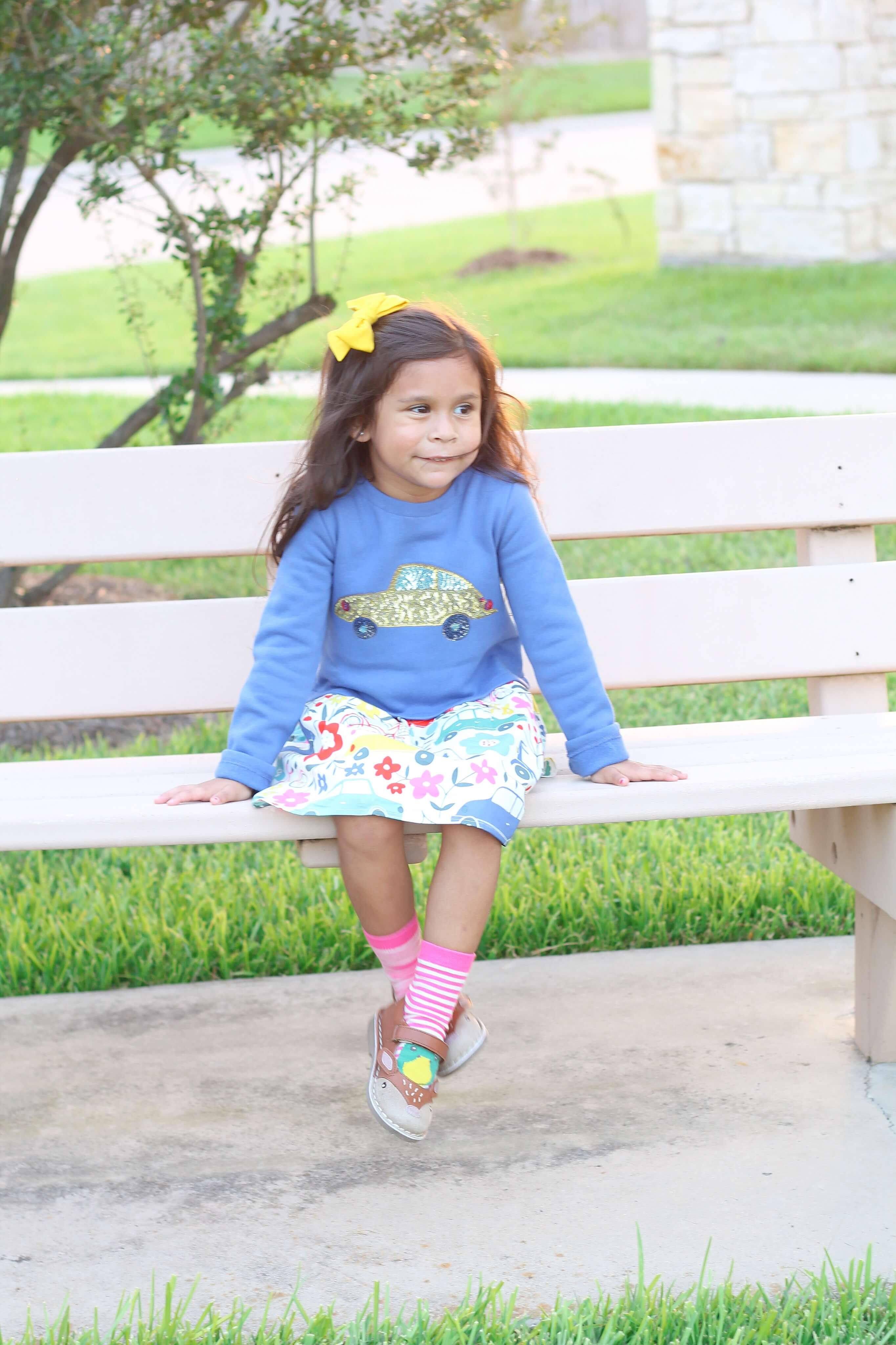 Back to School Mini Style: A Chance to Win a $1,000 Boden Shopping Spree