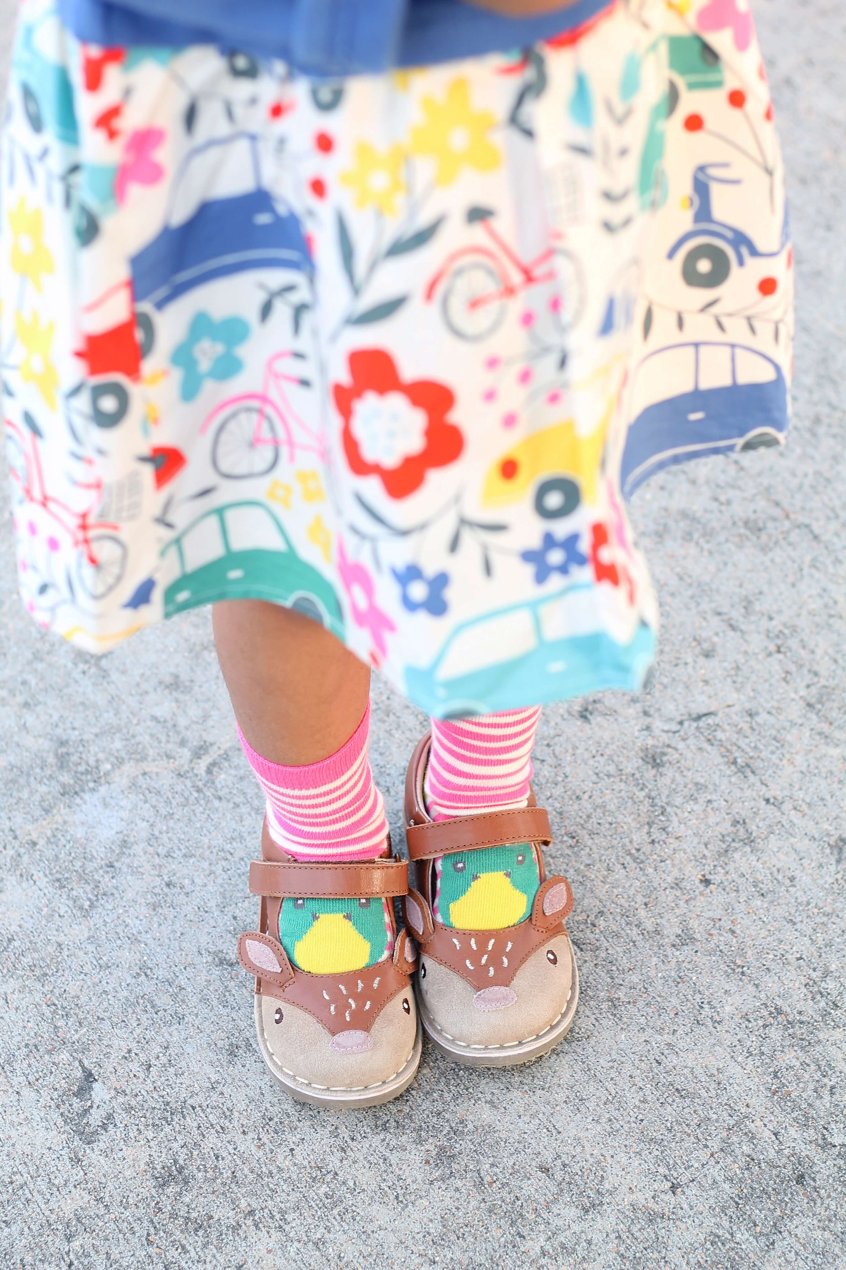 Back to School Mini Fashion: Best Preschool Shoes for the Little Girl