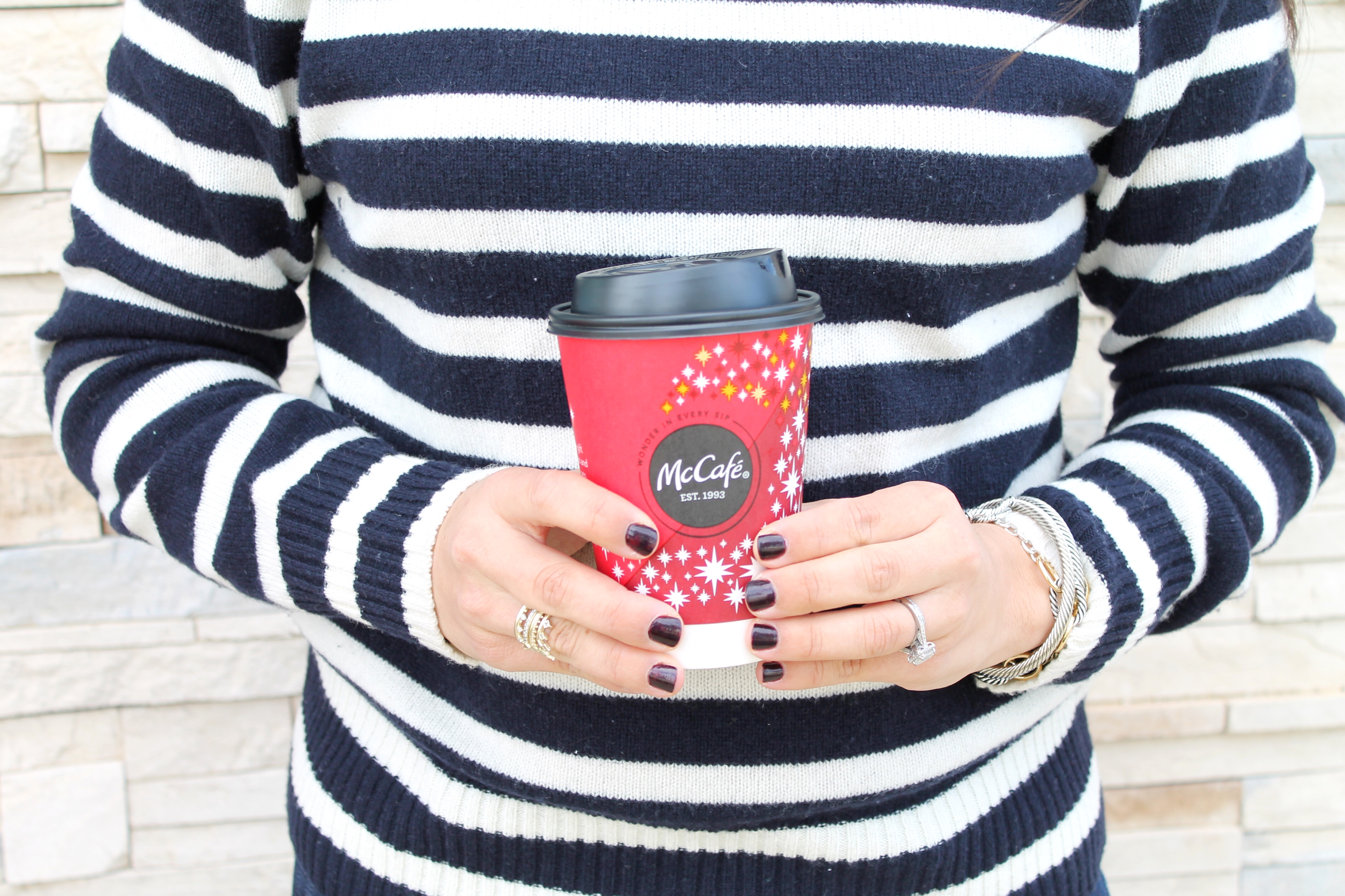 7 tips to create a stellar weekly routine! Number 1 is my favorite: coffee. Check out all the details in this must-read. #ad #mccafe #mcdonalds #coffee