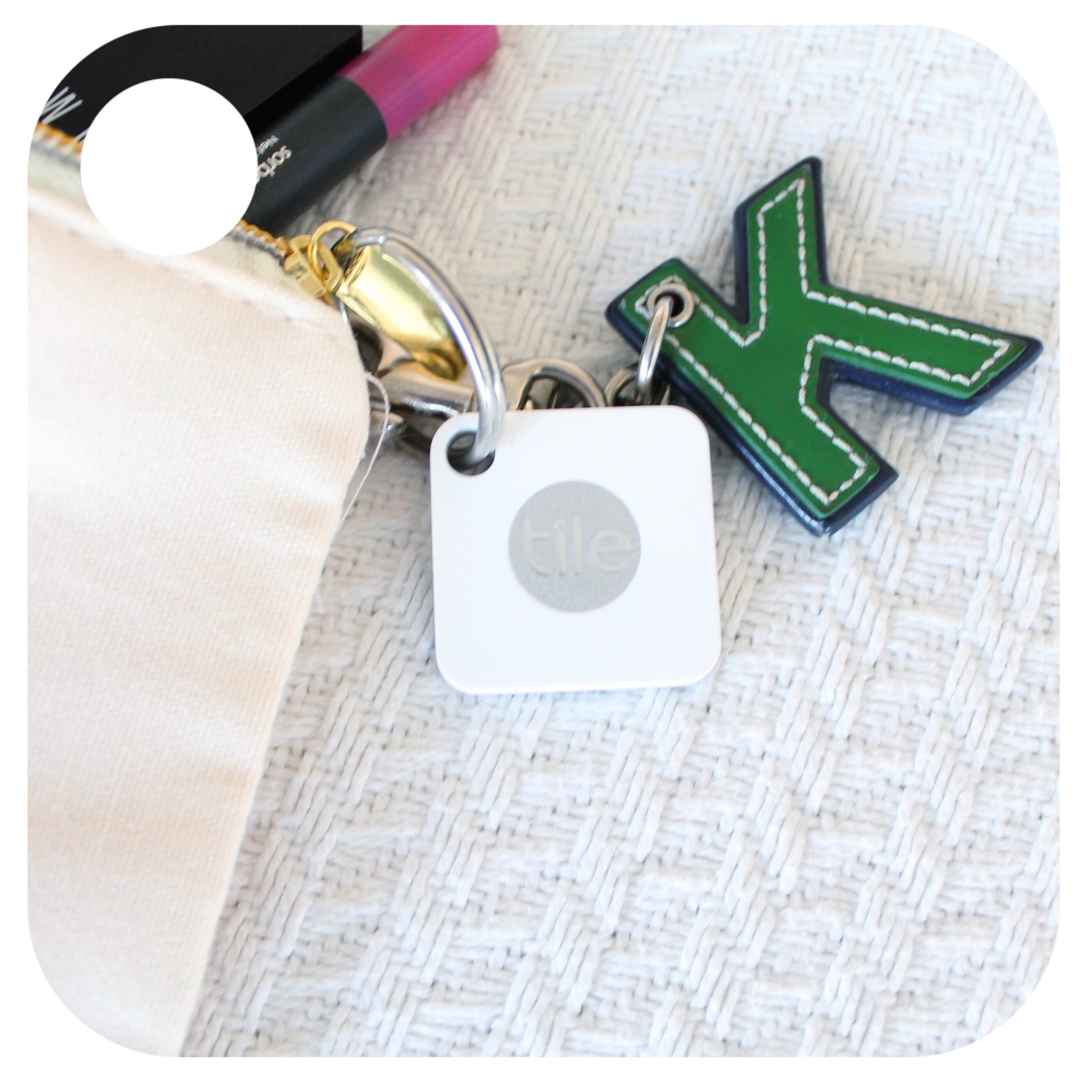 Tile is the world's best-selling little Bluetooth tracker, paired with an intuitive app, making it easy to find everything that matters. #ad #togetherwefind #tileit