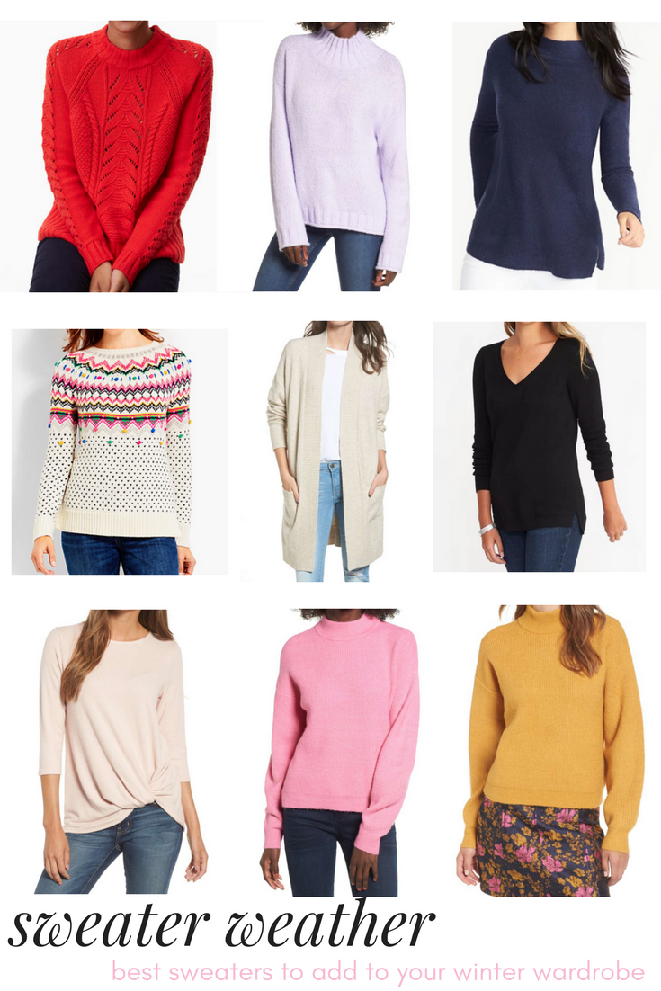 Best Sweaters on Amazon and More Fun Picks :: Winter Weather Wardrobe