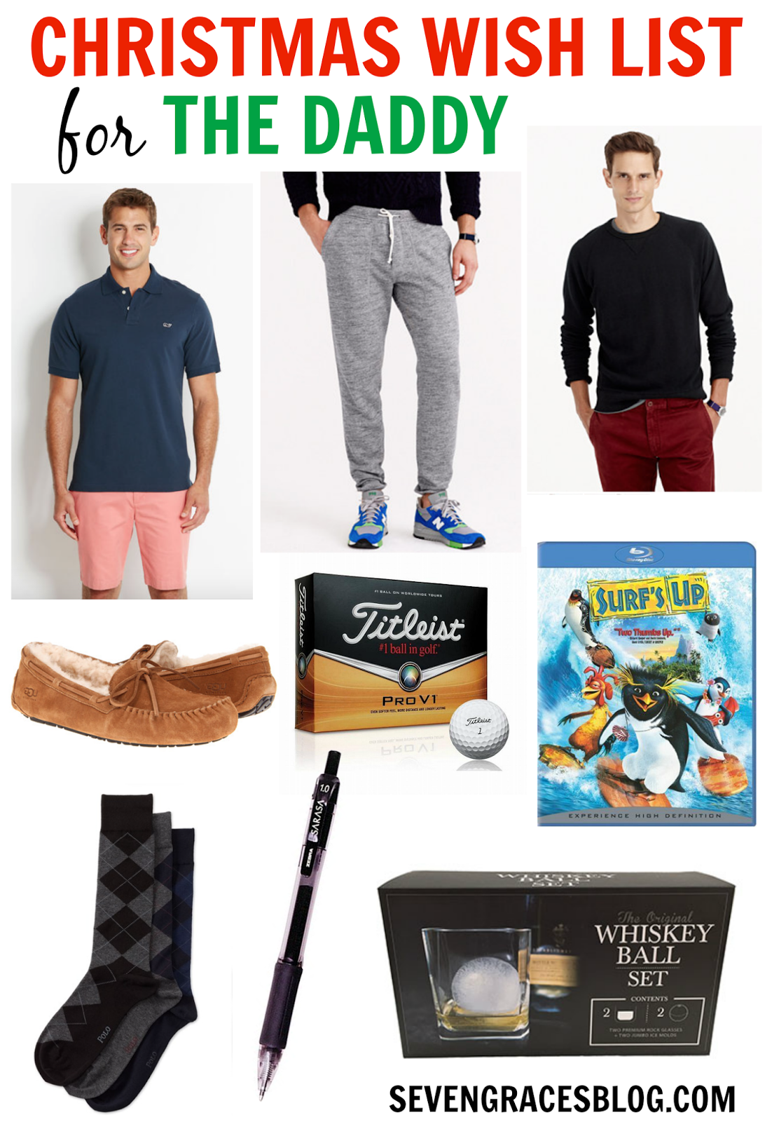 christmas gift guide for him seven graces