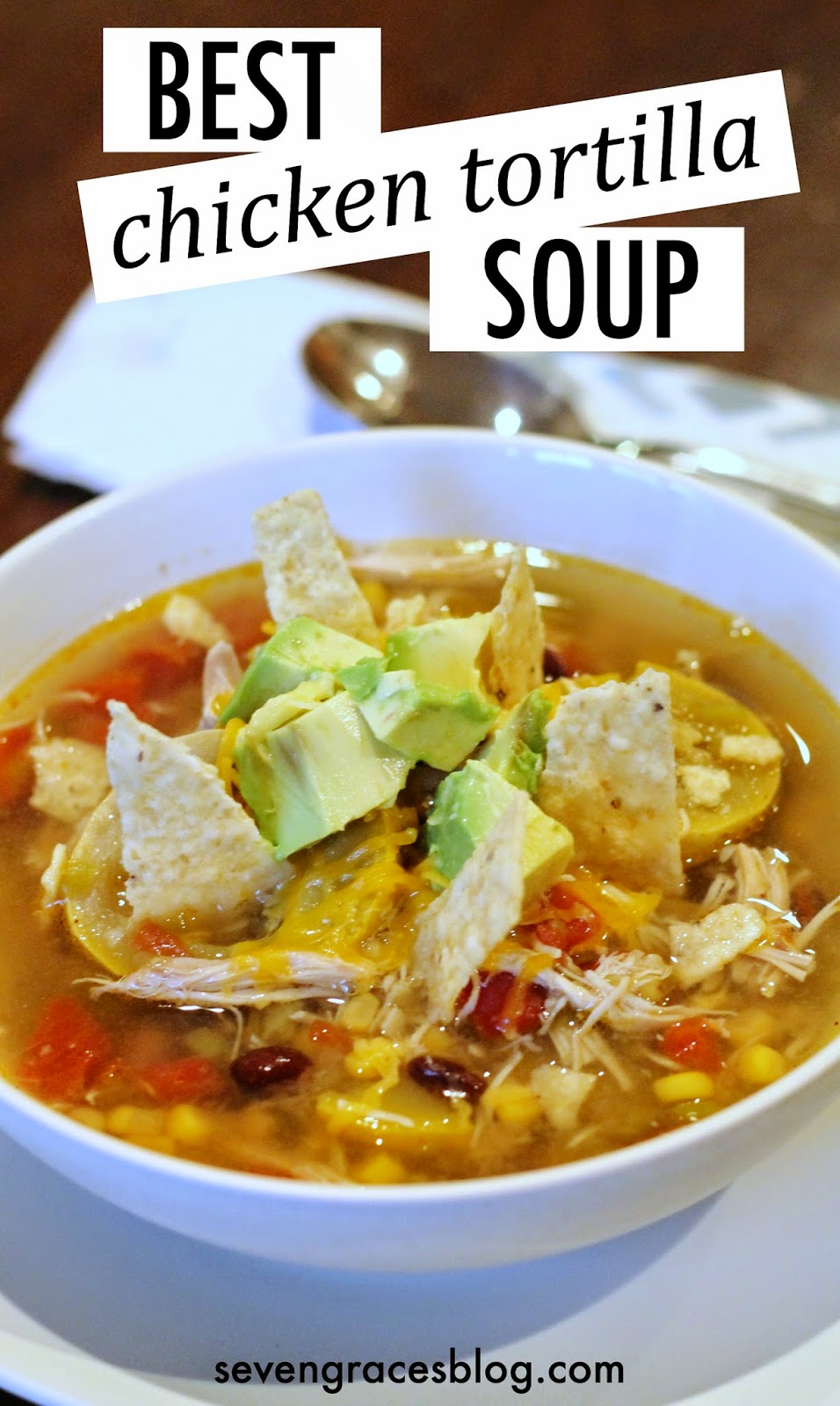Currently Confessing Vol 25 Happy V Day Chicken Tortilla Soup Recipe Amp A Survey