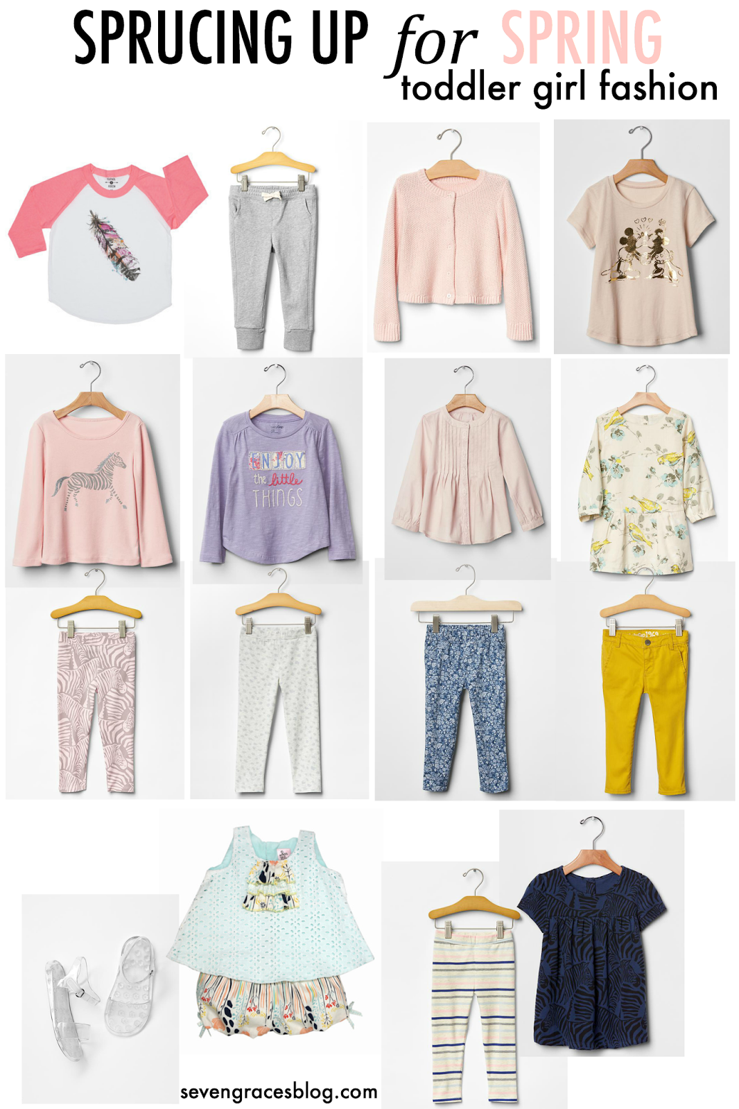 Toddler Girl Fashion: Sprucing Up for Spring