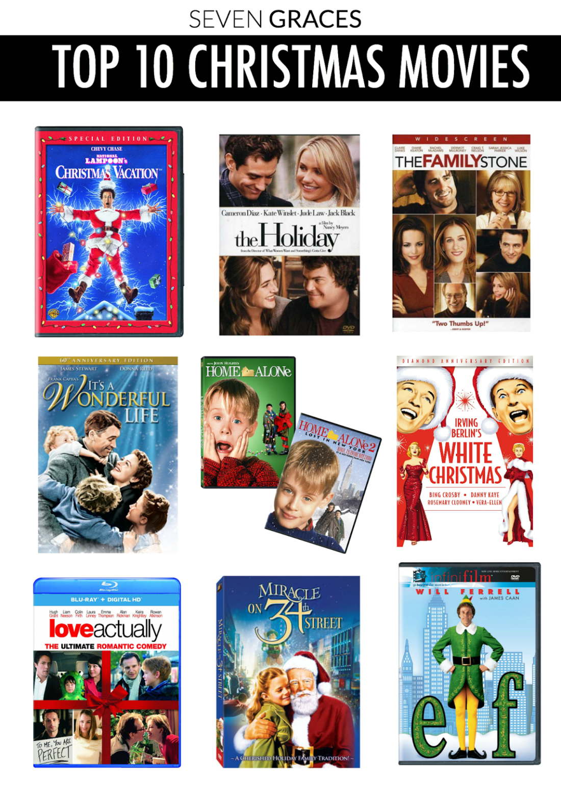 best christmas movies my top 10 - Best Christmas Movie Ever