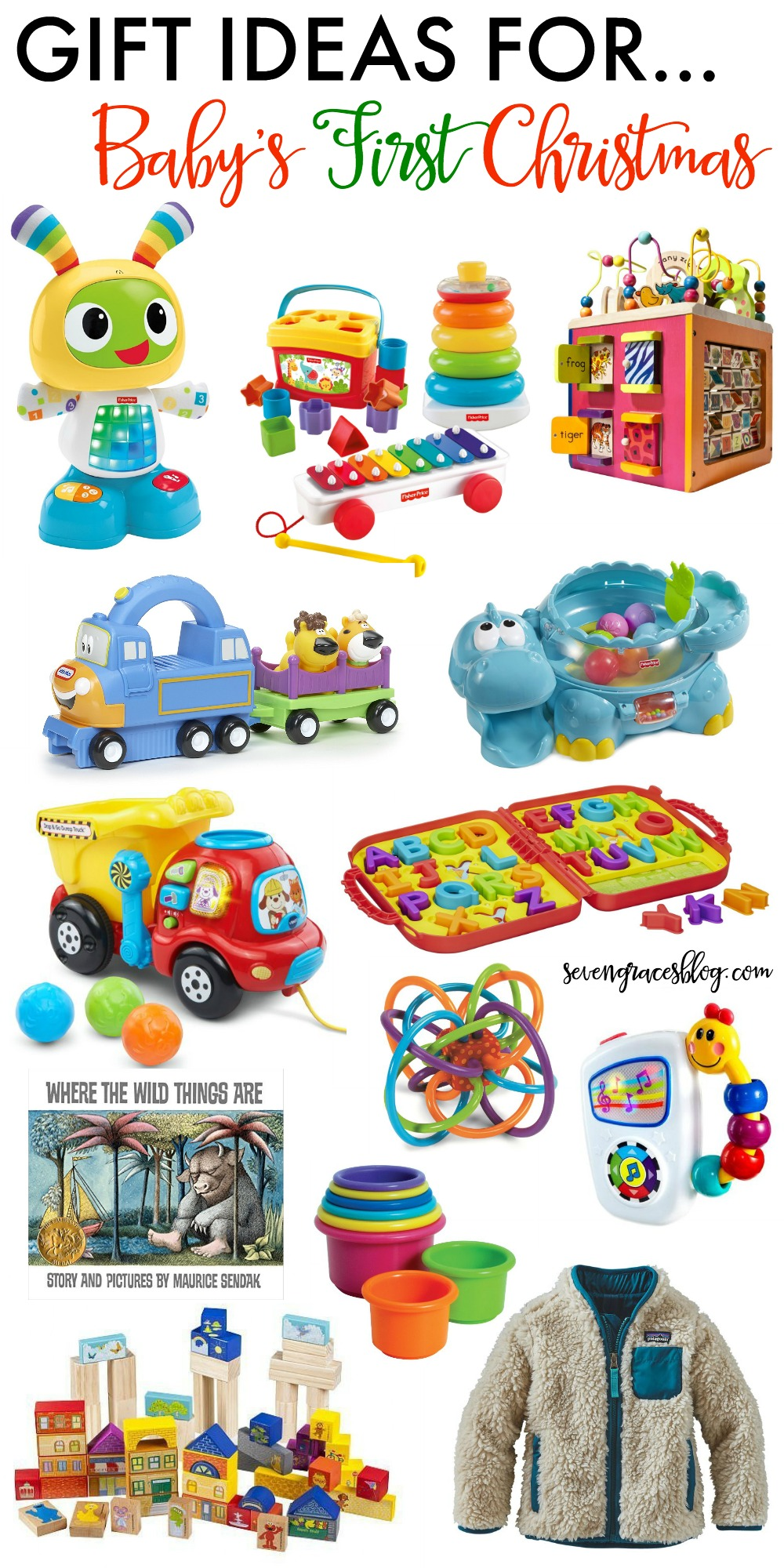 Baby Girl Toys For Christmas