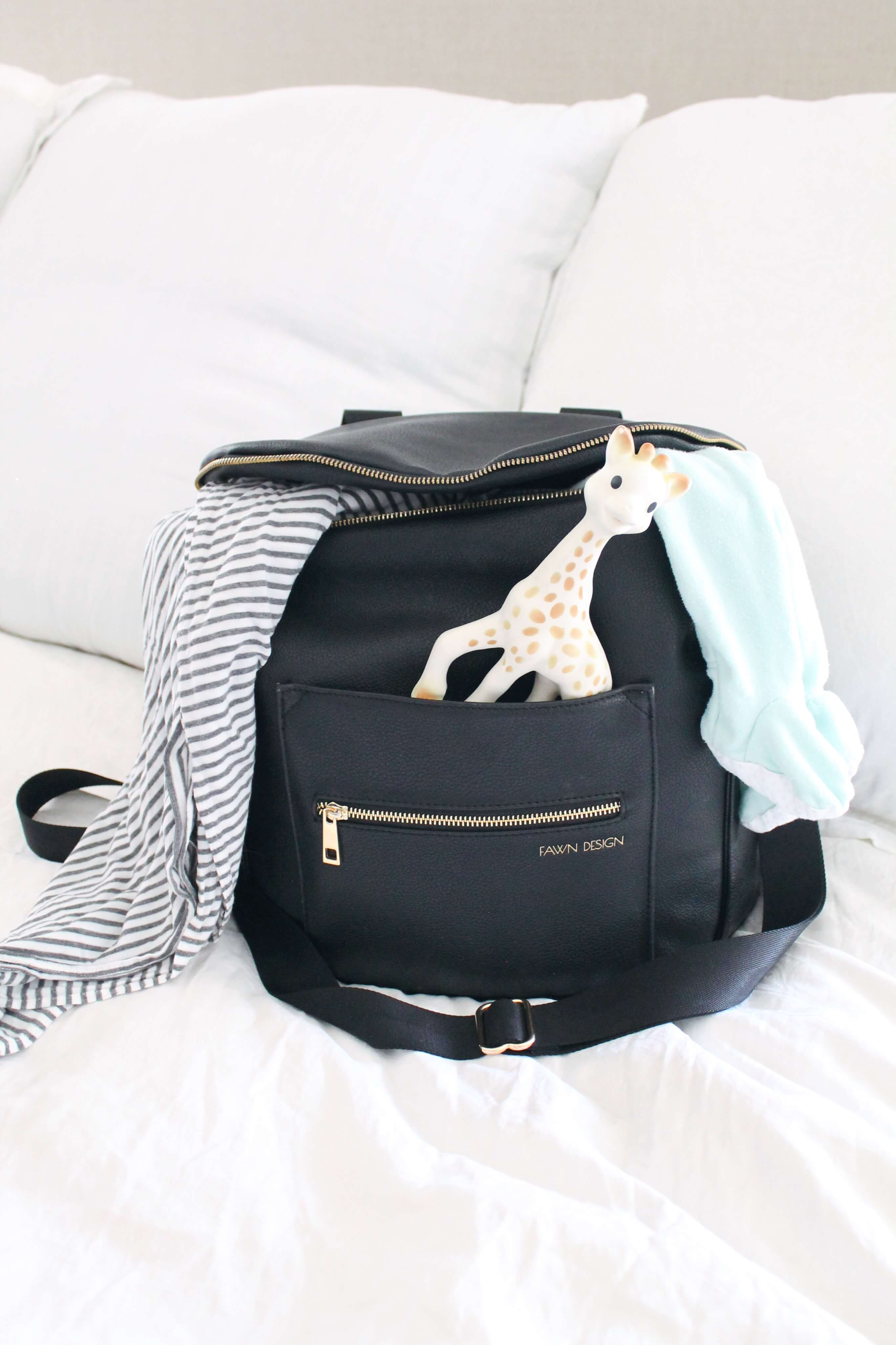What You Really Need In Your Baby Bag The First Year