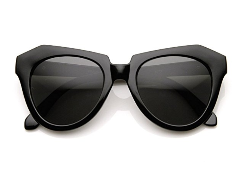 3d1fd54e5d3a DUPE ALERT    Cat Eye Sunglasses  10.99 Amazon Prime    dupes to the Karen  Walker Number One sunglasses that go for  220. These are a no-brainer!