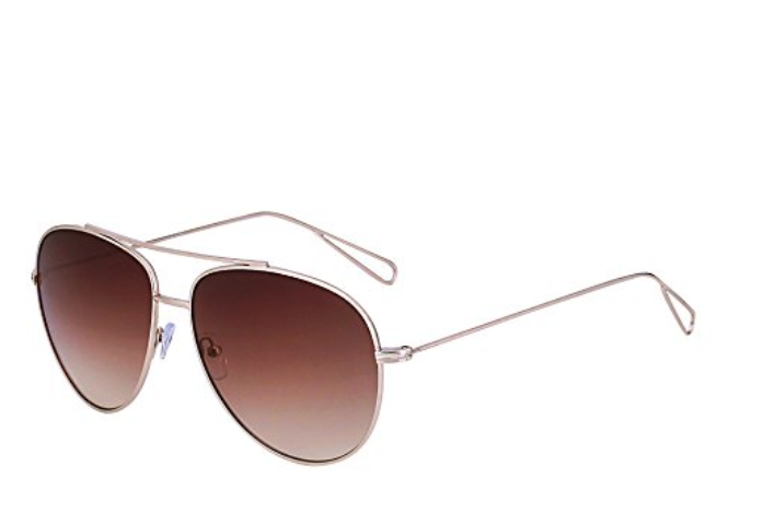 c466fb41739d DUPE ALERT    Oversized Aviators  11.99 Amazon Prime    These are great Ray  Ban or Tory Burch aviator dupes! I have Ray Bans and love them