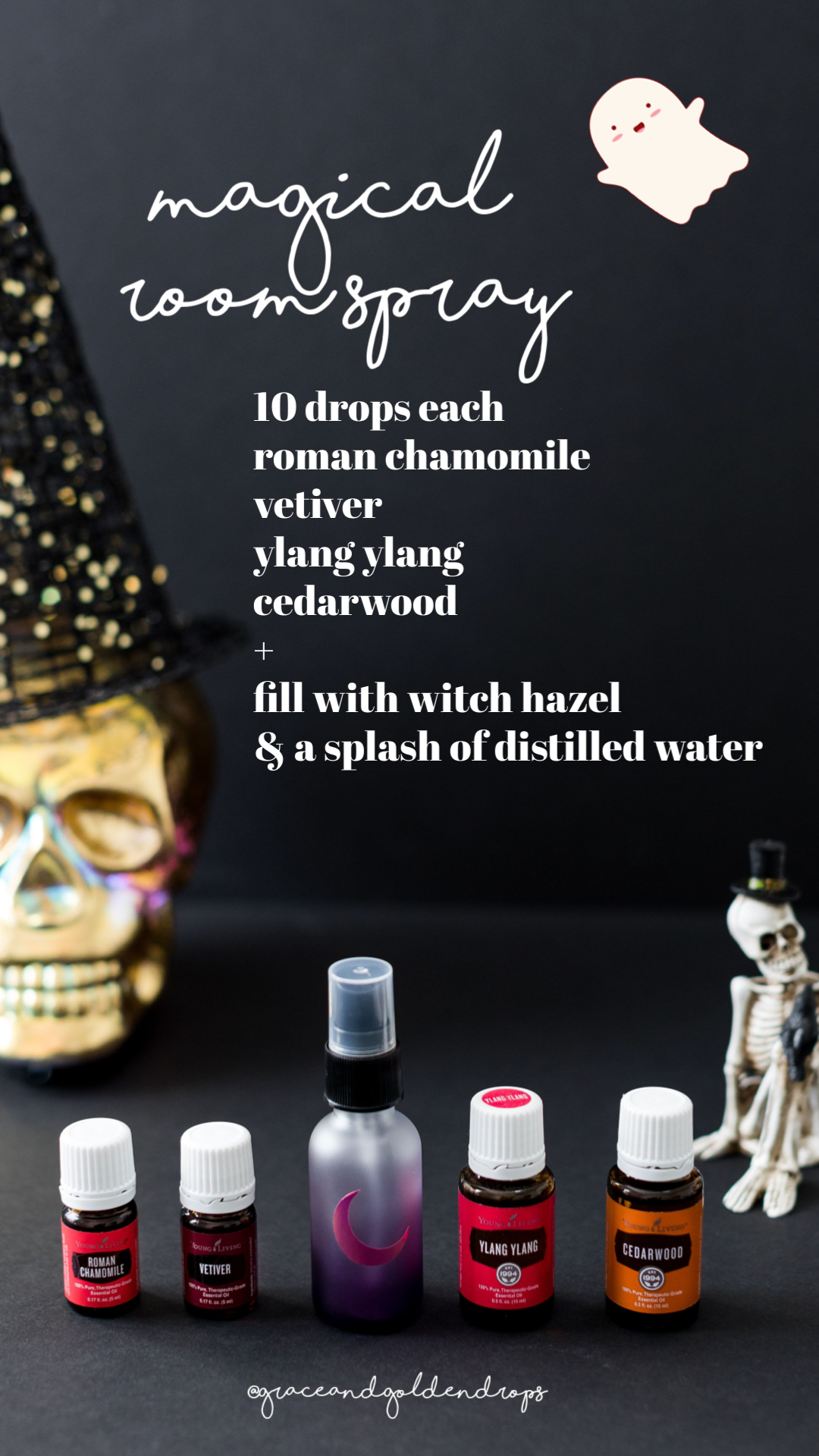 A Halloween Survival Guide - Seven Graces