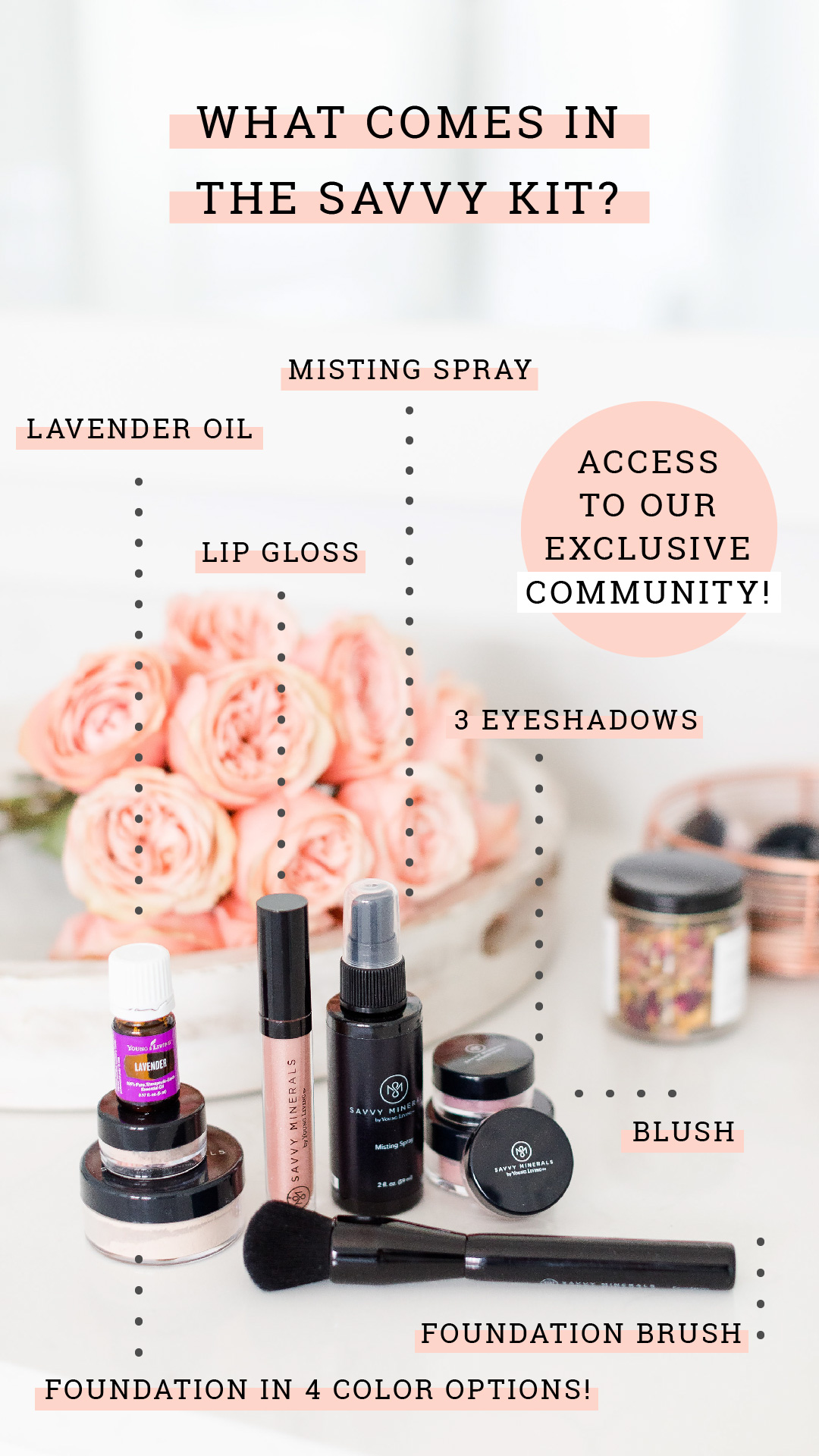 A Beginners Guide to All-Natural Makeup: My 5-Minute Makeup